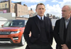 Range Rover Sport introduced by Daniel Craig in NYC – here's why