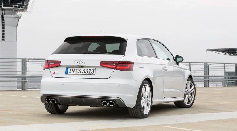 Audi S3 2013 Review Car Magazine