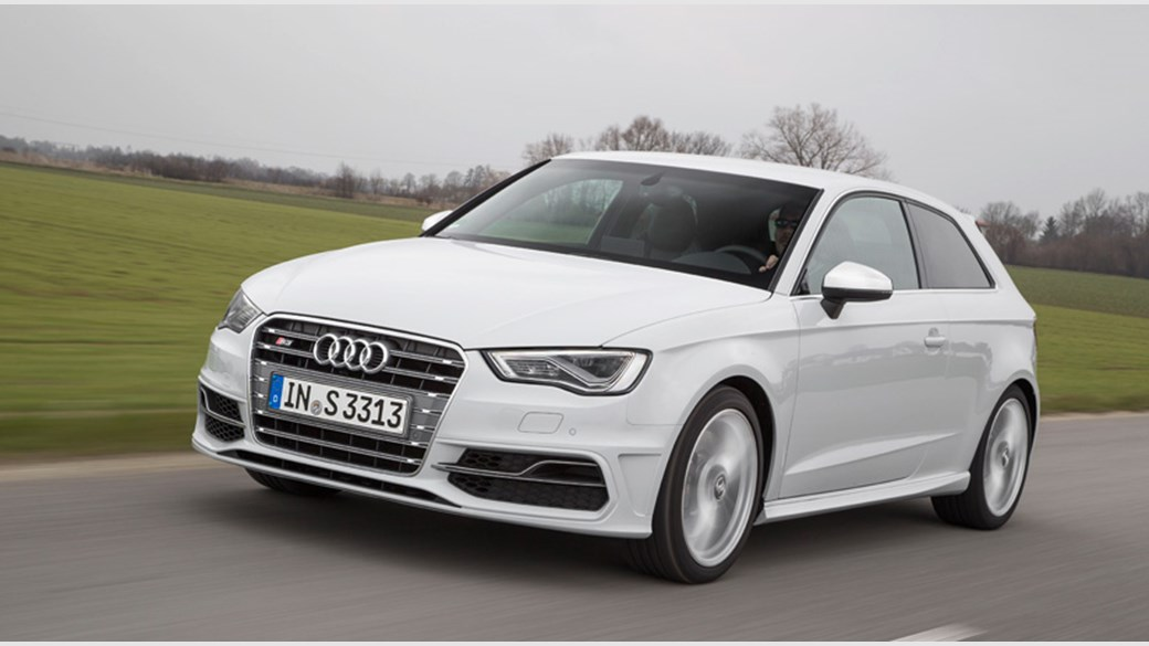 Audi S Review CAR Magazine - Audi s3 coupe