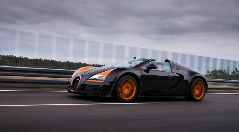 Bugatti's 254mph Veyron Vitesse officially world's fastest ...