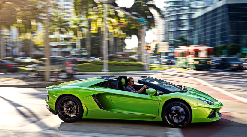 Lamborghini Aventador Roadster 2013 Review By Car Magazine