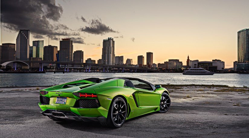 Lamborghini Aventador Roadster 2013 Review Car Magazine