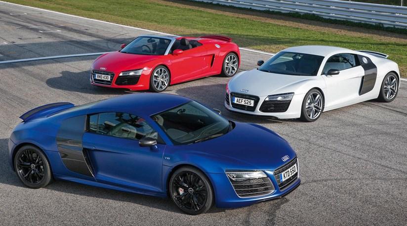 Audi R8 V10 Plus 2013 Review Car Magazine