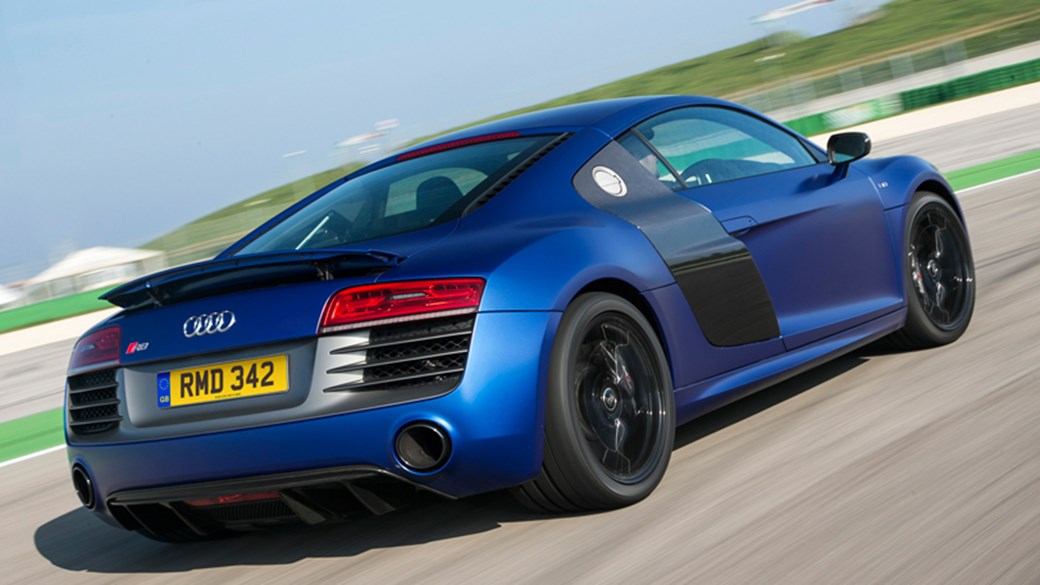 Audi R8 V10 Plus (2013) Review
