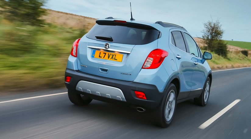 Vauxhall Mokka 17 CDTI 2013 review by CAR Magazine