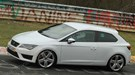 Seat Leon Cupra (2013) spy shots and specs of new hot hatch