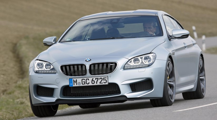 Bmw M6 Gran Coupe 2013 Review By Car Magazine