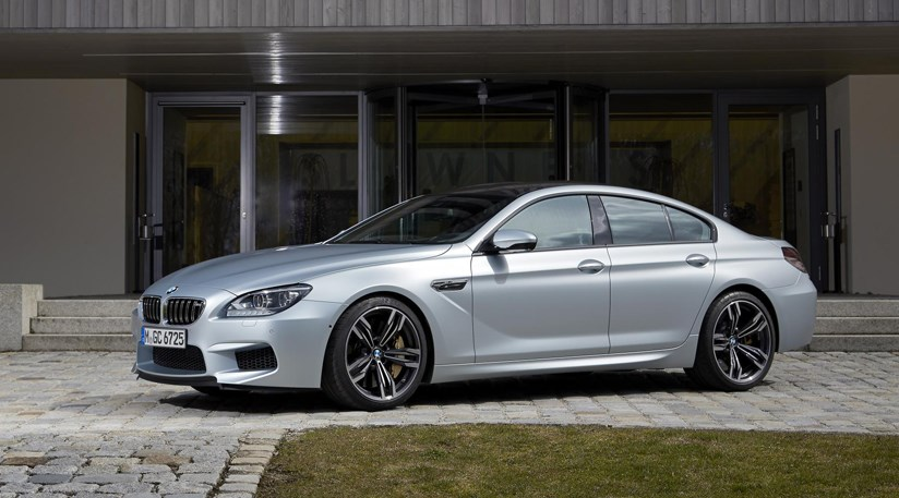 Bmw M6 Gran Coupe >> Bmw M6 Gran Coupe 2013 Review By Car Magazine