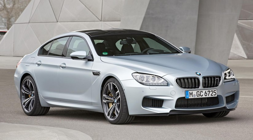 bmw m6 gran coupe 2013 review by car magazine. Black Bedroom Furniture Sets. Home Design Ideas
