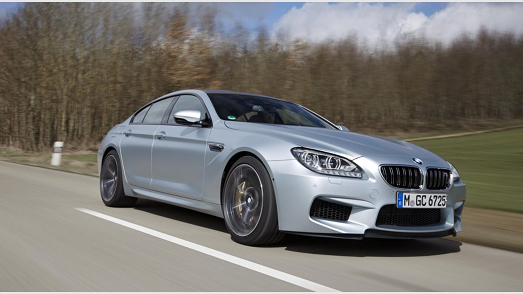 BMW M6 Gran Coupe (2013) review | CAR Magazine