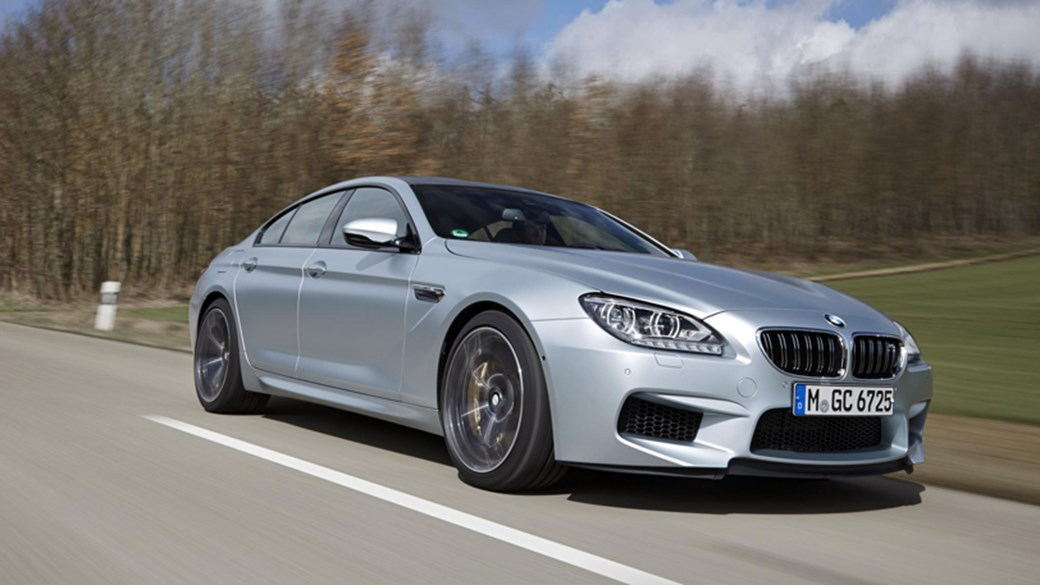 BMW M6 Gran Coupe (2013) Review
