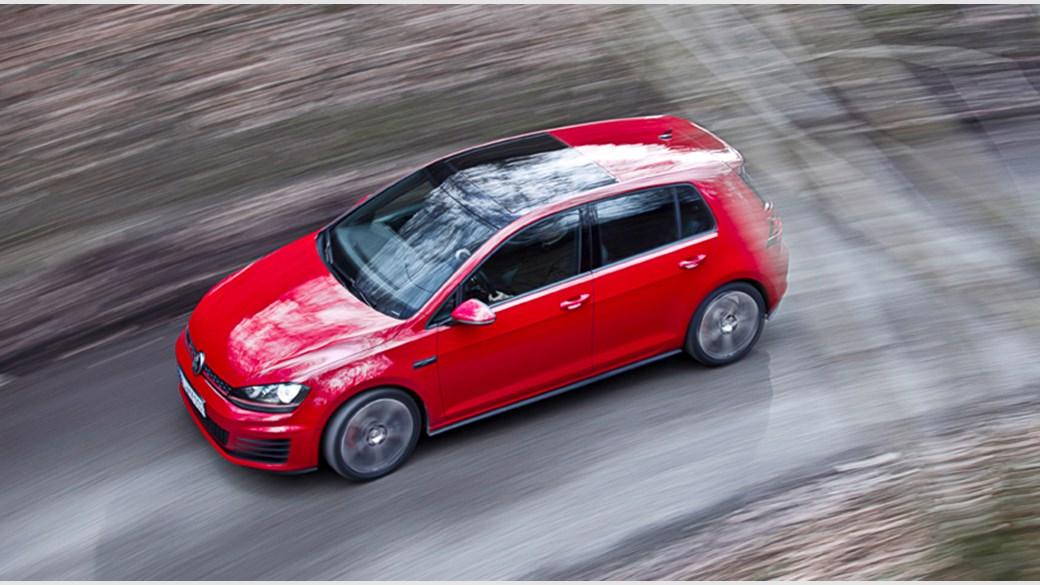 VW Golf GTI 2013 Review