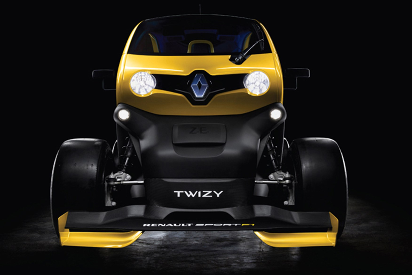 Renault Twizy RS F1 Concept (2013) First Official Pictures | CAR Magazine
