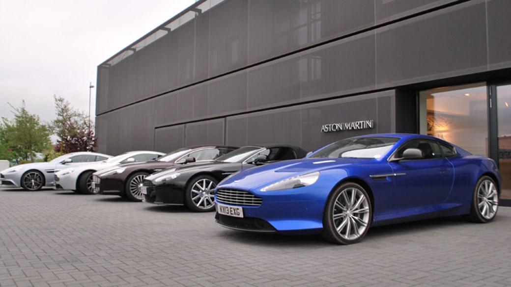 Beau ... Aston Martin DB9 (2014) Long Term Test Review ...