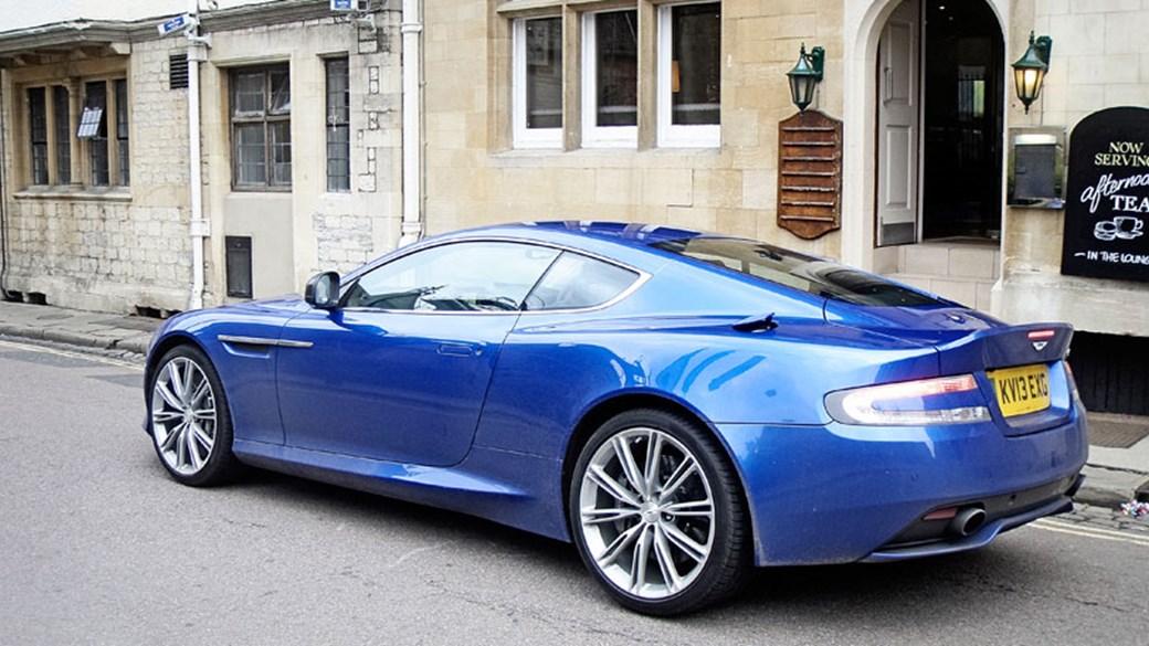 Aston Martin DB Longterm Test Review CAR Magazine - Db 9 aston martin