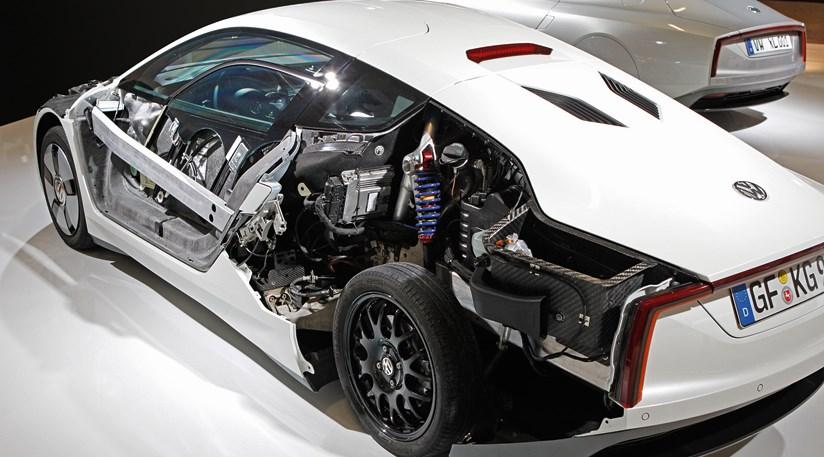 VW XL1 (2013) review | CAR Magazine