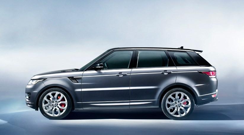 Range Rover Sport Prototype 2013 Review Car Magazine