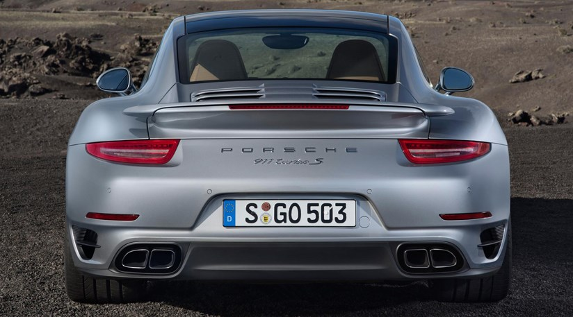 porsche 911 turbo s 2013 at frankfurt motor show by car magazine
