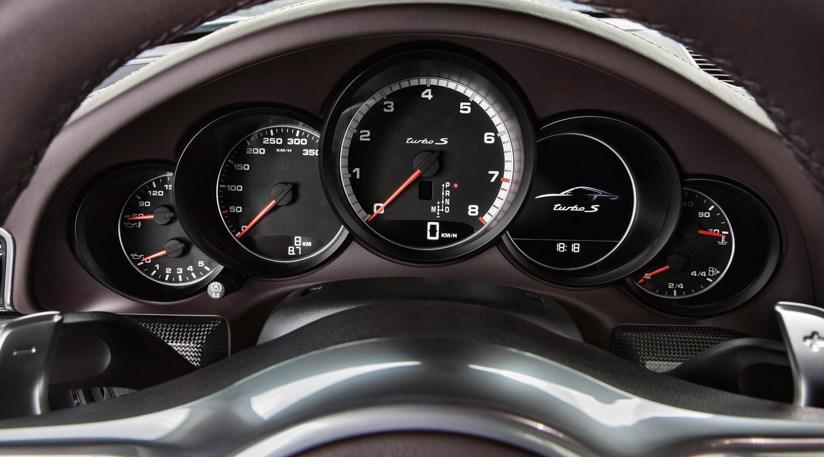porsche 911 turbo s 2013 at frankfurt motor show by car magazine