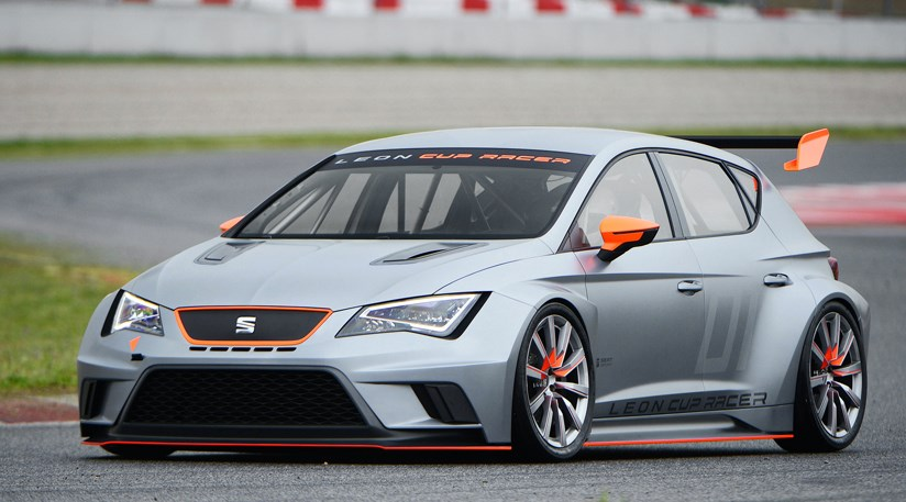 Seat Leon Cup Racer And Ibiza Trophy Racers Set For 2013