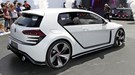 VW Design Vision Golf GTI (2013) 493bhp Golf revealed