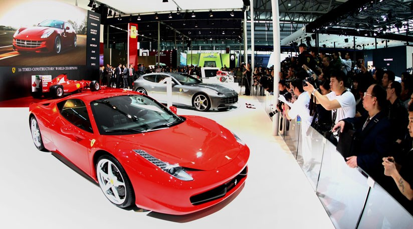 Ferrari Plans To Sell Fewer Cars In 2013