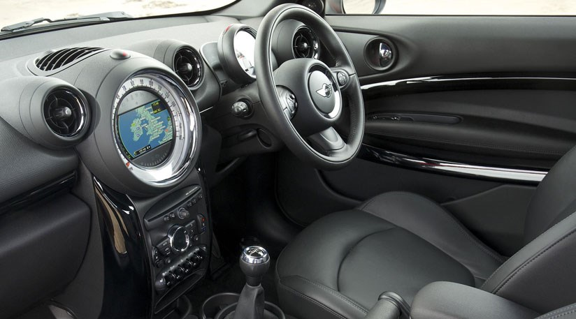Mini Paceman Cooper S 2013 Review Car Magazine