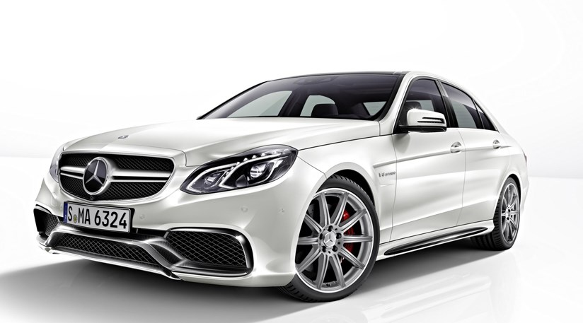 Mercedes E63 Amg S 2013 Priced From 83 470 Car Magazine