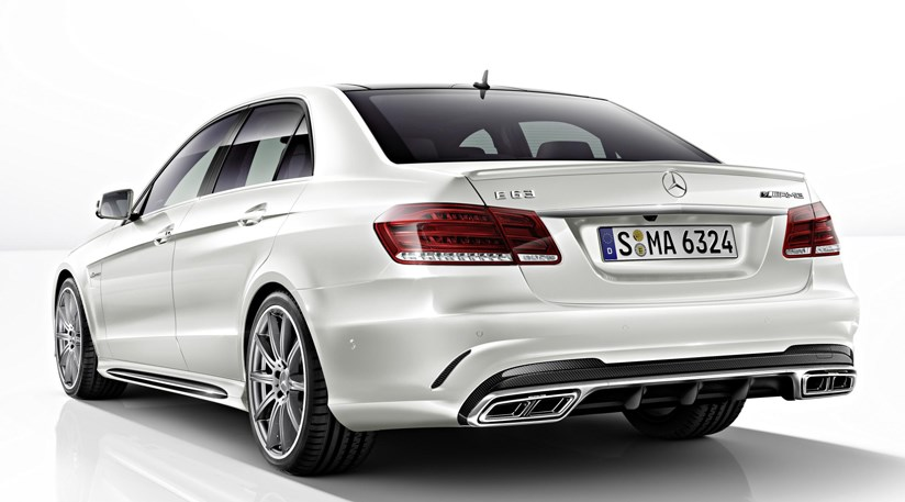 mercedes e63 amg s 2013 priced from 83 470 by car magazine. Black Bedroom Furniture Sets. Home Design Ideas