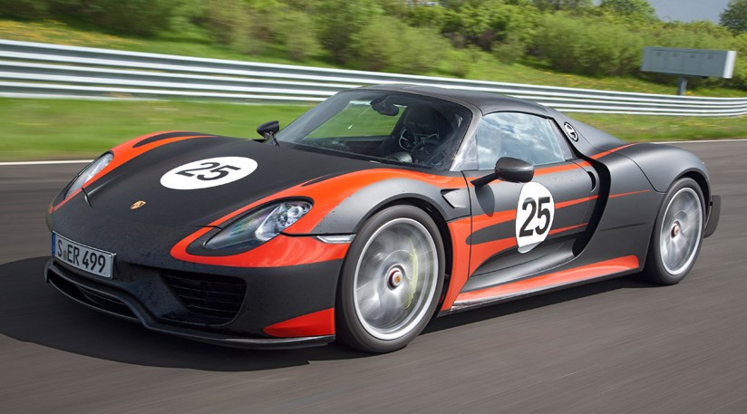 Porsche 918 Spyder 2017 Final Specifications And Prices 5