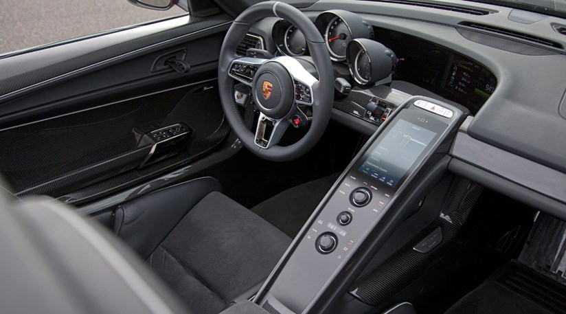 Porsche 918 Spyder (2013) final specifications and prices   CAR Magazine