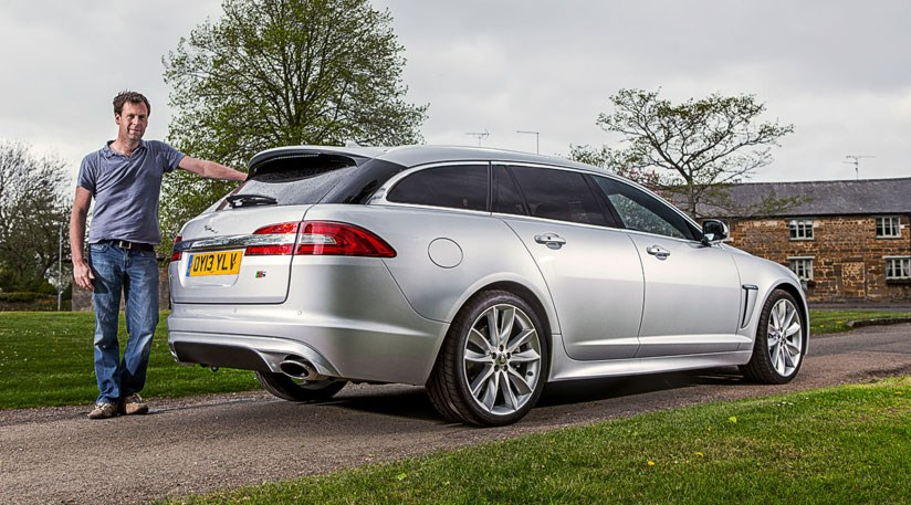 Jaguar Xf Sportbrake Diesel S 2013 Long Term Test Review