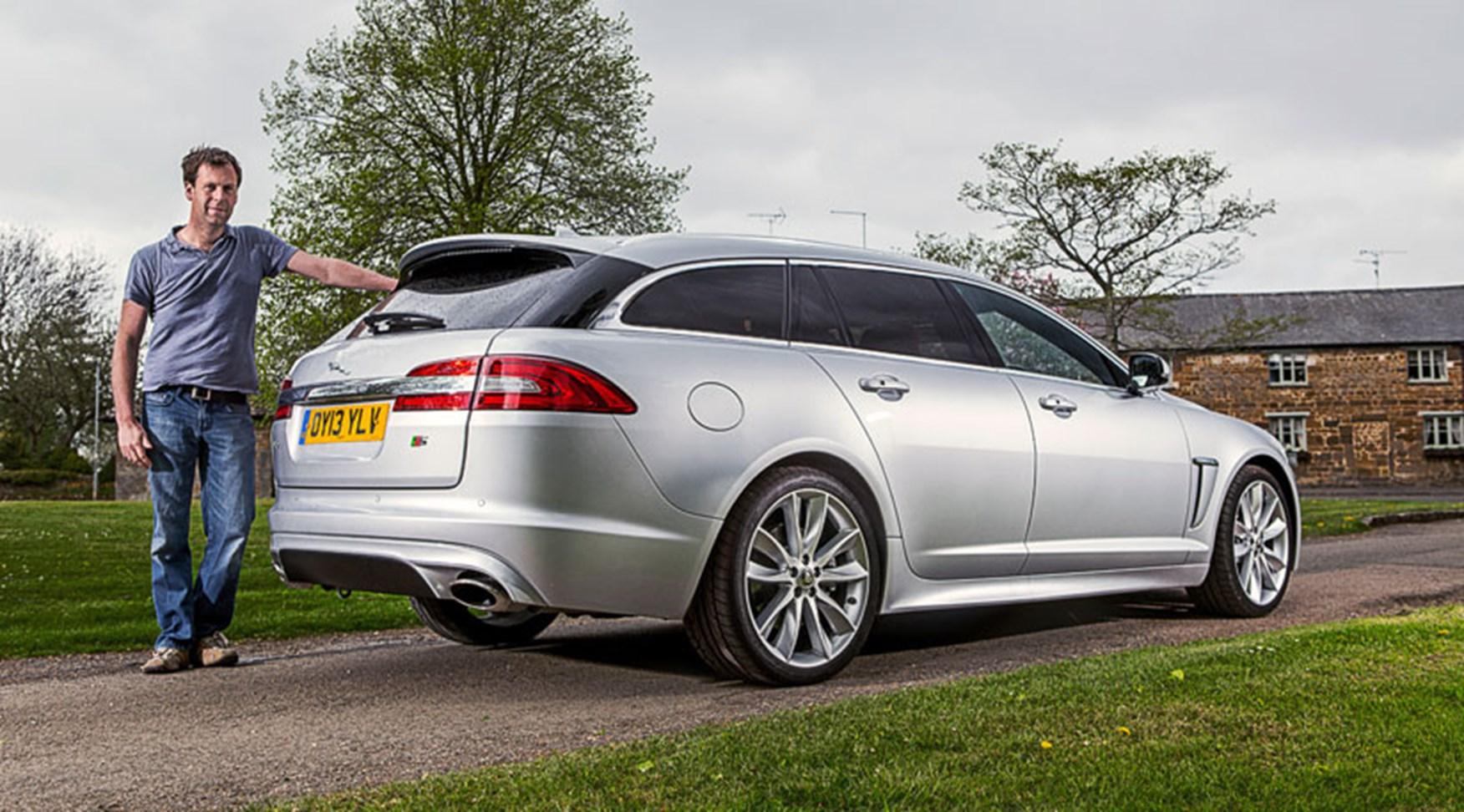 Jaguar Xf Sportbrake Diesel S 2013 Long Term Test Review