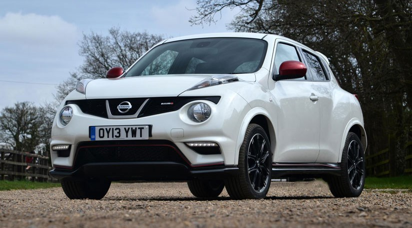 Nissan Juke Nismo 2013 review by CAR Magazine