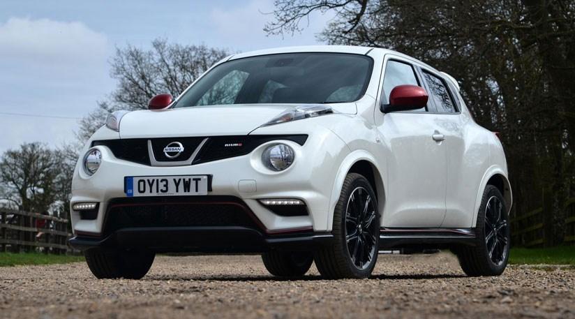 ... Nissan Juke Nismo (2013) Review ...