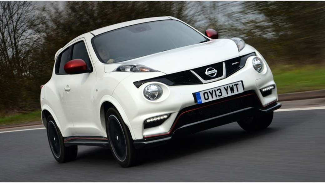 Nissan Juke Nismo 2017 Review