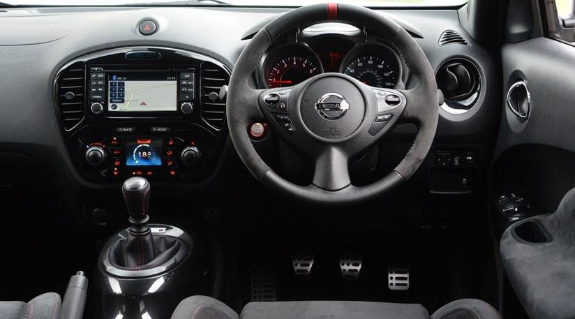 Nissan Juke Nismo 2013 Review Car Magazine