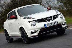 Nissan Juke Nismo (2013) CAR review