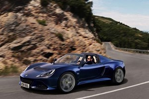 Lotus prices Exige S Roadster from £52,900