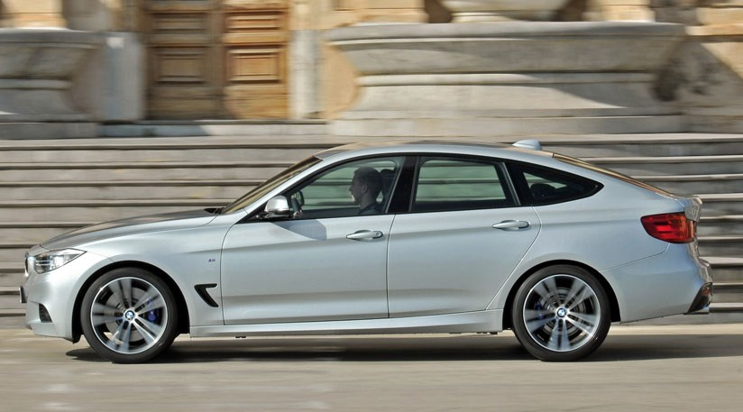 BMW 3series Gran Turismo 2013 review by CAR Magazine