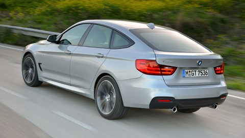 BMW 3-series Gran Turismo (2013) review | CAR Magazine