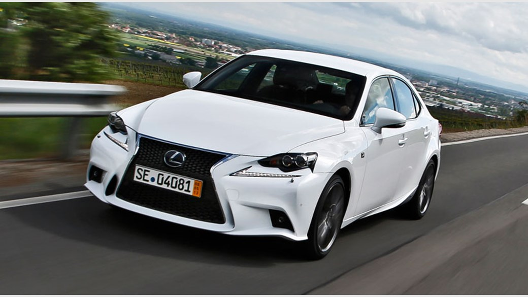 Lexus Is 300h F Sport 2017 Review