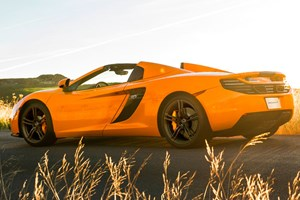 McLaren celebrates 50th birthday with special edition 12C supercar (2013)
