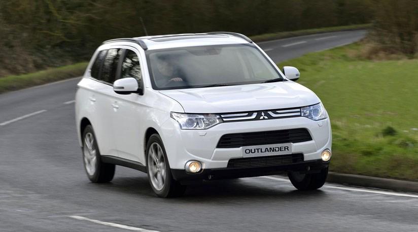 Mitsubishi outlander review 2013