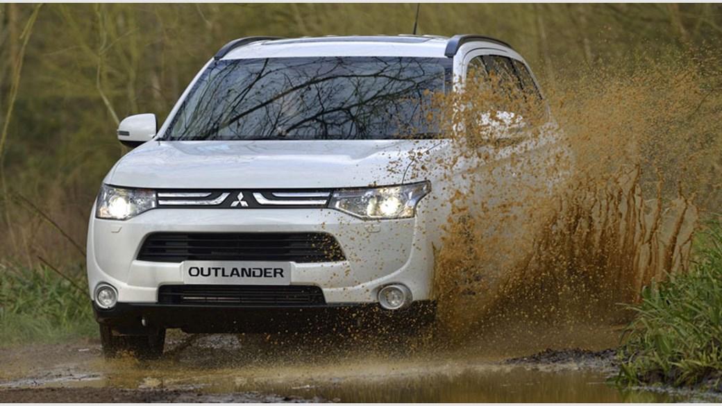 Mitsubishi Outlander 23 Gx5 2013 Review Car Magazine