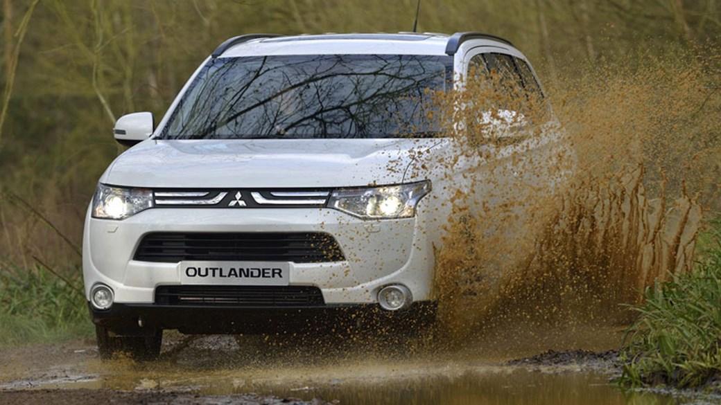 Mitsubishi Outlander 2.3 GX5 (2013) Review