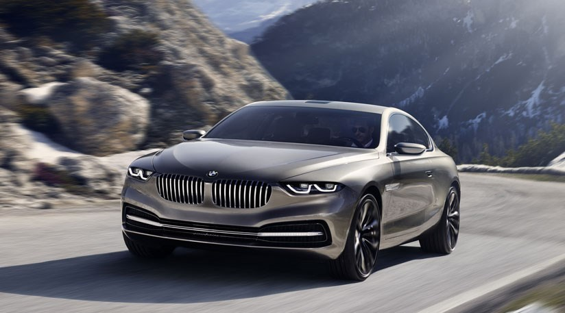Bmw Gran Lusso 2017 The Pininfarina Coupe Revealed 17