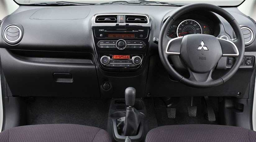 Mitsubishi Mirage 1 2 2013 Review Car Magazine