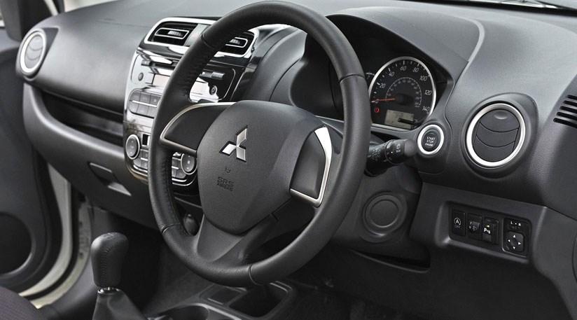 Mitsubishi Mirage Gt >> Mitsubishi Mirage 1.2 (2013) review | CAR Magazine