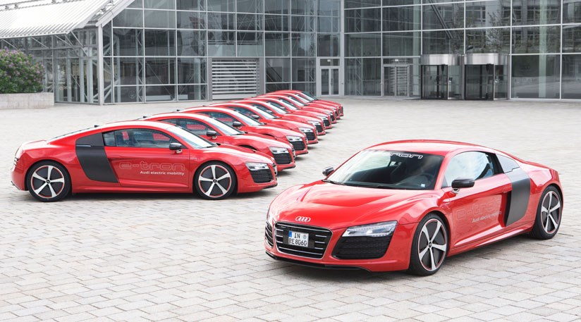 Audi R8 e-tron (2013) review | CAR Magazine